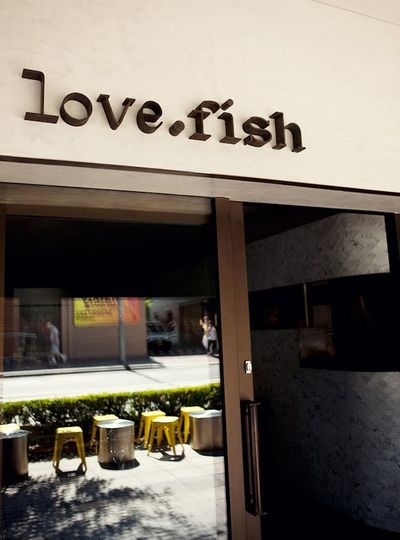 Lovefish