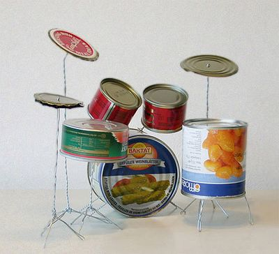 Cool Drumset